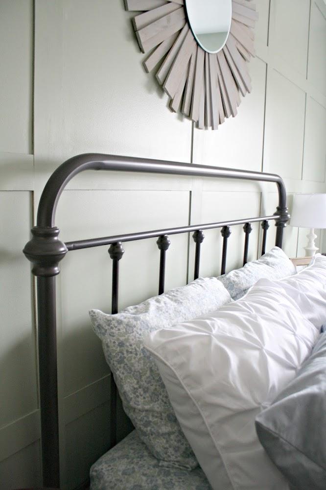 Metal bed headboard Target