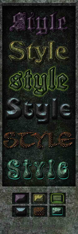 styles 17