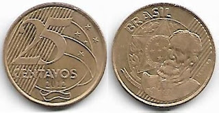 25 centavos, 2012
