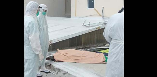 Pasien Corona Meninggal Karena Melompat Dari Ruang Isolasi RS Royal Prima Medan