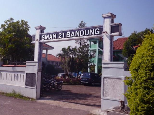 Ini Cara Asyik Belajar Online di Era Pandemi Covid-19 di SMAN 21 Bandung
