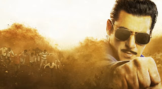 Salman Khan in Dabangg 3 Wallpaper