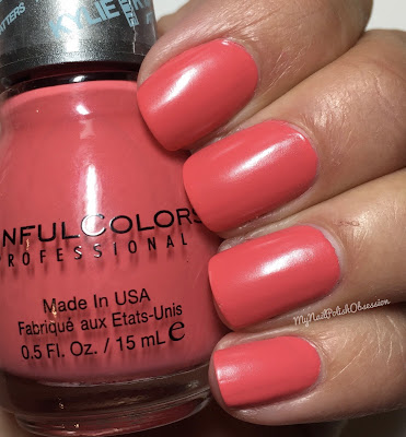 Sinful Colors; Kylie Jenner Trend Matters - Koral Riff