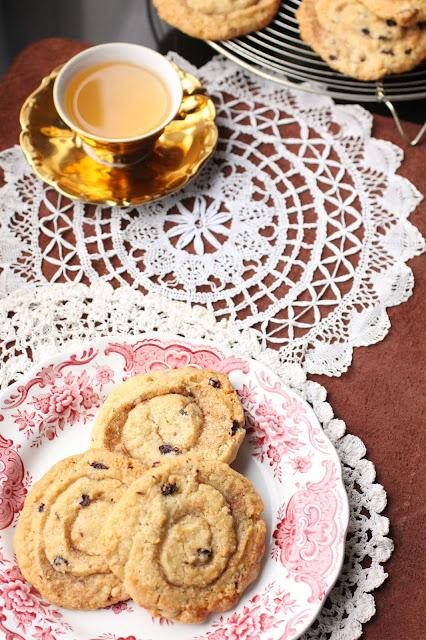 biscuits anglais graines de carvi