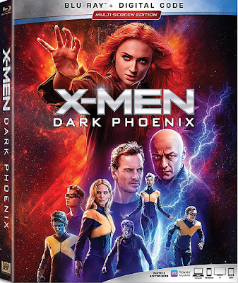 X Men Dark Phoenix [2019] [BD25] [Latino] [V2 USA]