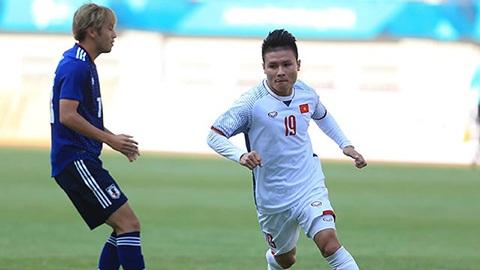 Quang Hải luôn thi đấu với 200% công lực