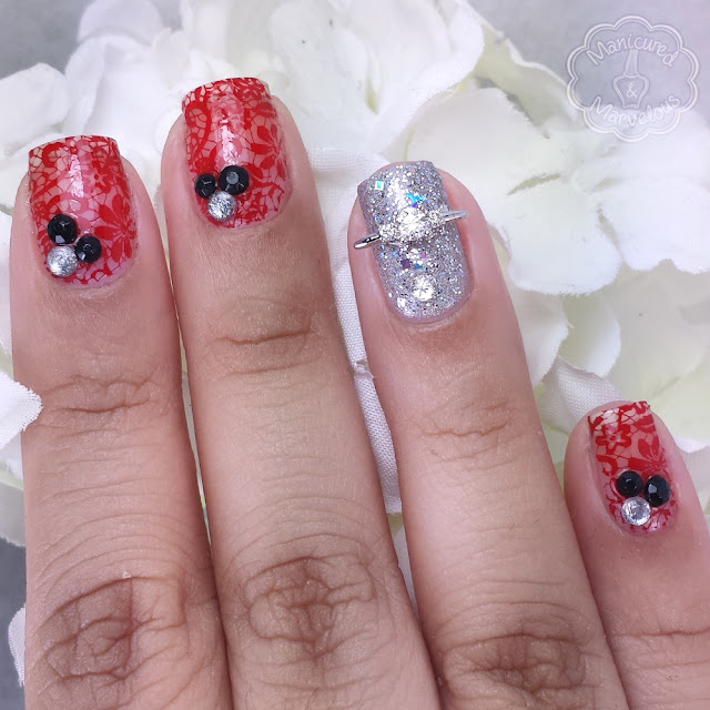 James Allen Nail Jewels - Wedding Bliss Week 5