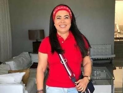 Cristina Brandão,  esposa de ex-prefeito de Mata Grande  falece vítima da Covid-19  em Maceió