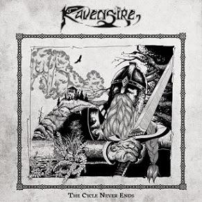 """Το τραγούδι των Ravensire """"Crosshaven"""" από τον δίσκο """"The Cycle Never Ends"""""""