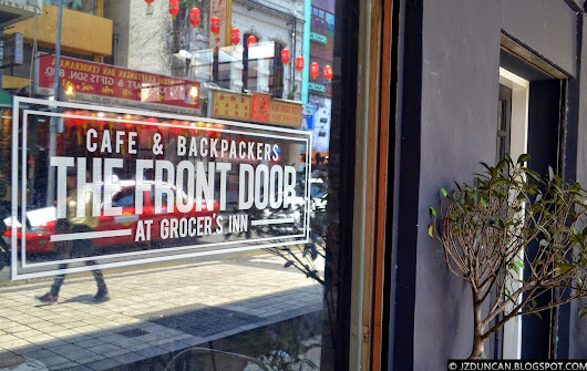 The Front Door Café @ Grocer's Inn, Jalan Sultan (Chinatown KL)