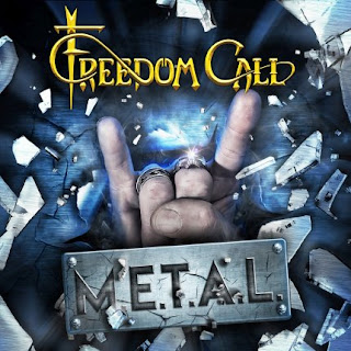 "Το τραγούδι των Freedom Call ""Spirit Of Daedalus"" από το album ""M.E.T.A.L."""