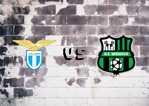 Lazio vs Sassuolo  Resumen