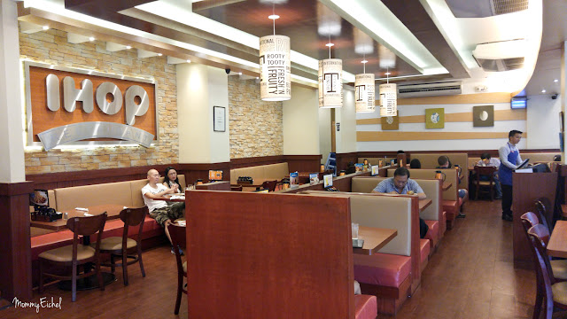 IHOP New Lunch and Dinner Menu - IHOP Araneta Center Cubao