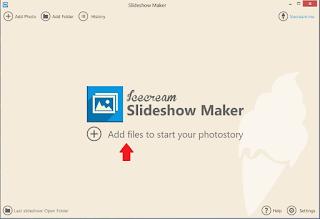 Gambar 1 - Membuat SlideShow Keren
