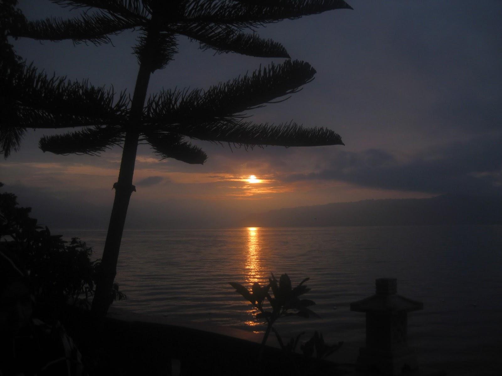 Pulau Samosir tempat terbaik menikmati wisata Danau Toba