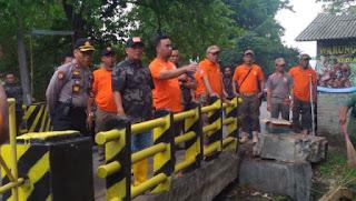 Walikota Cirebon Himbau Masyarakat Untuk Tidak Membuang Sampah  Di Sungai