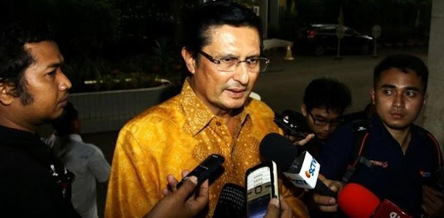 Lobi Untuk Posisi Ketua MPR, Fadel Muhammad Akan Temui Megawati Hari Ini