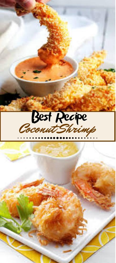 Coconut Shrimp #healthyfood #dietketo #breakfast #food