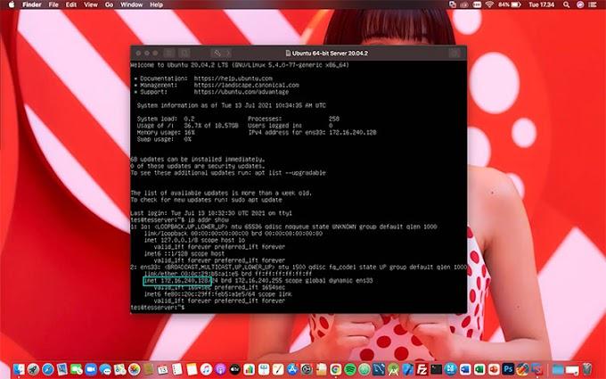Cara Setting IP Statis di Ubuntu 20.04 Dengan Cepat dan Mudah