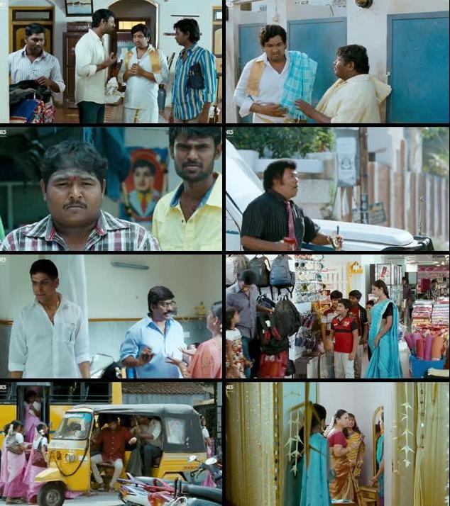 Daringbaaz Khiladi 2 2015 Hindi Dubbed 480p WEB HDRip
