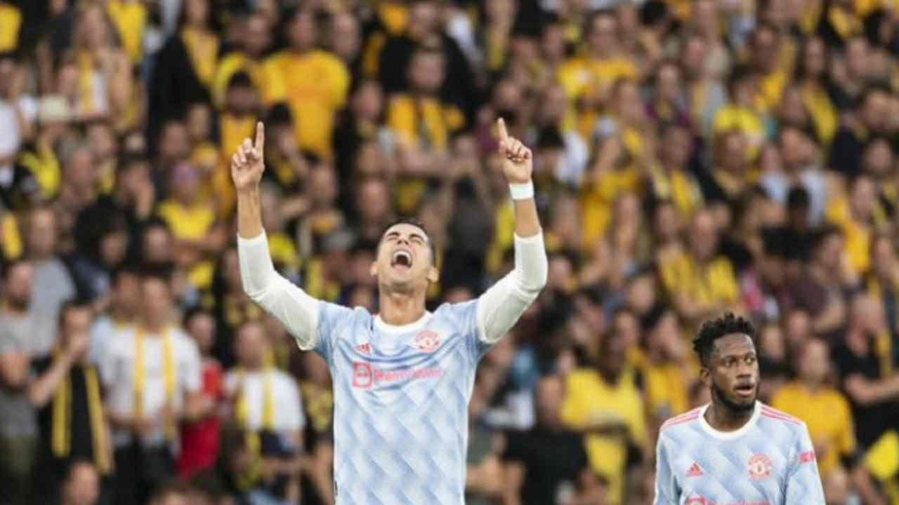 Reaksi Bijak Ronaldo Usai MU Kalah dari Tim Asal Swedia Young Boys Pada Laga Pembuka