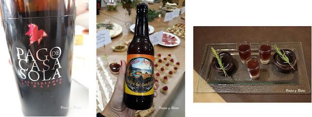 Vino, cerveza y licor Gloria de La Siberia
