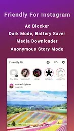 Friendly for Instagram Premium v1.3.1 Mod Apk