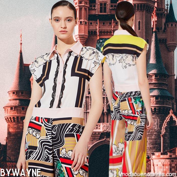 Moda primavera verano 2020 moda argentina.
