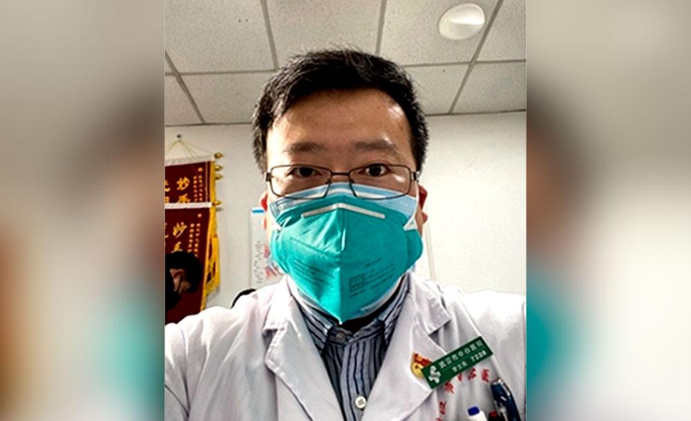Coronavírus censurado: assim como censurou o médico chinês, assim também a todos que falam a verdade