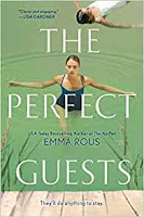 The Perfect Guests by Emma Rous book cover and review