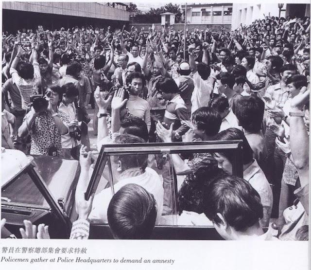 Biểu tình ở Hong Kong có phải đơn giản là đập bể nồi cơm?