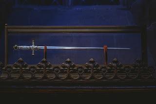 La espada masónica es el símbolo del honor para el masón
