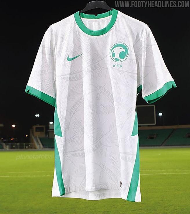 Nike Saudi Arabia 2020 Home & Away Kits Released - Footy ...