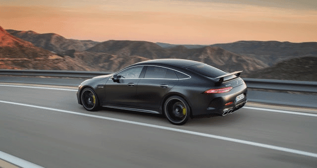 2018 Mercedes AMG GT 4-Door Coupe review