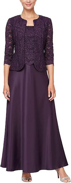 Good Quality Mother of The Bride and Groom Dresses For Winter & Fall