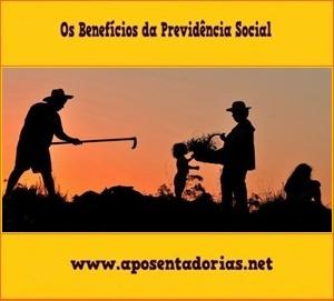 Aposentadoria por idade, Trabalhador Rural, Previdência Social