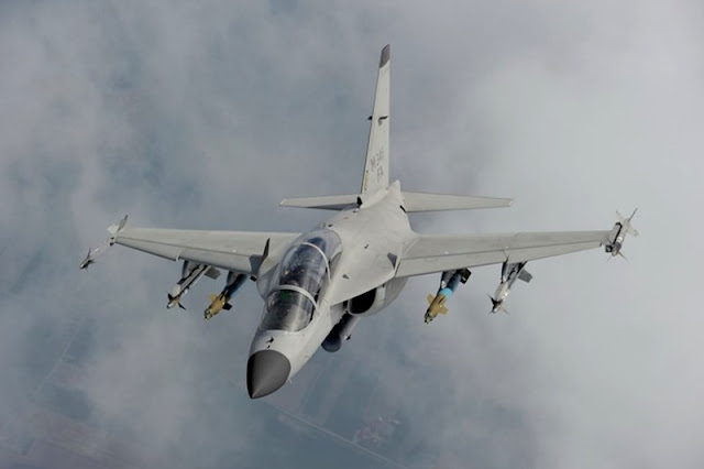 RAFAEL to supply fifth gen Litening-5 and RecceLite systems to equip Leonardo M-346FA light combat aircraft