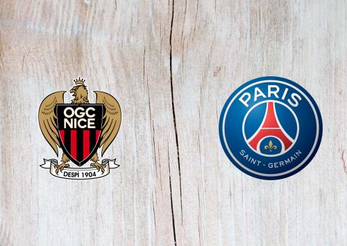 Nice vs PSG -Highlights 20 September 2020