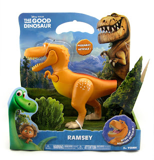 good dinosaur ramsey figure