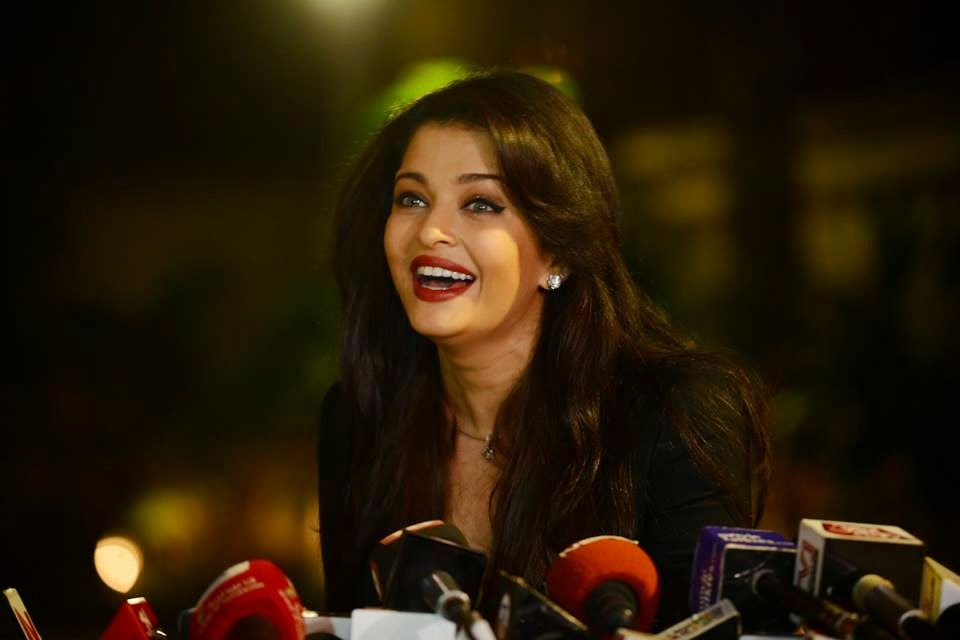 Aishwarya Rai Bachchan Celebrates 41st Birthday with Media