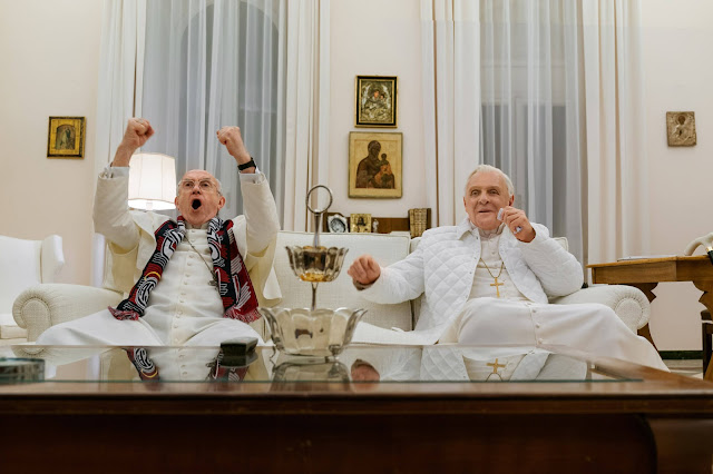 [Cine] Crítica 'Los dos papas' (2019) de Fernando Meirelles: una bonita amistad