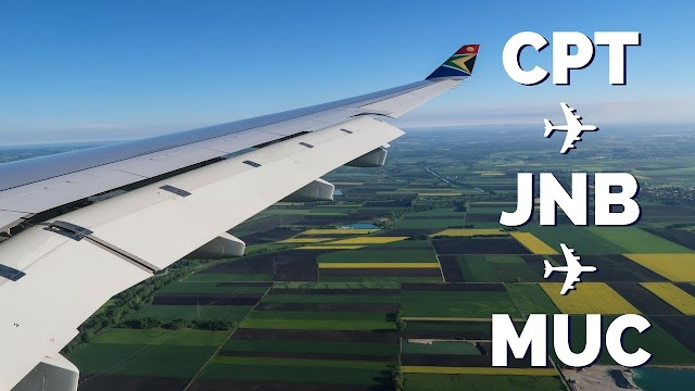Airlines and Flights Schedule to South Africa