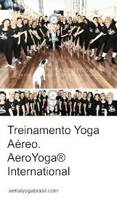 treinamento aeroyoga