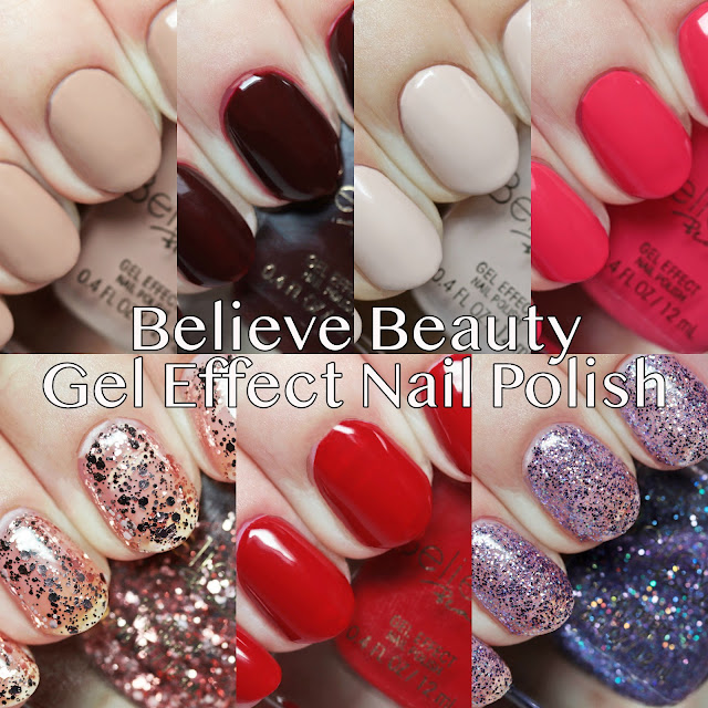 Believe Beauty Gel Effect Nail Polish
