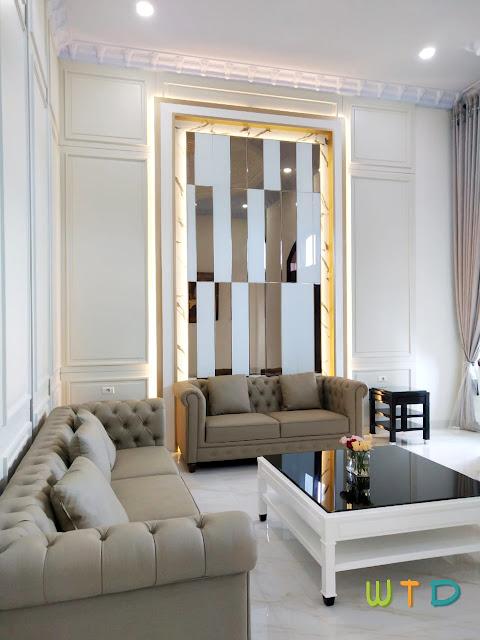 Desain Interior Modern Klasik Lampung