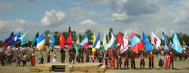 Тюрки возродим памятник - Фонтан дружбы тюркских народов в Турции!