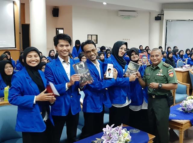 TNI Bekali Wawasan Kebangsaan Kepada Ratusan Guru di UMP Purwokerto