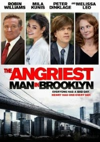 The Angriest Man in Brooklyn o filme