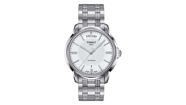 Tissot T-Classic Automatic III Day Date Watch