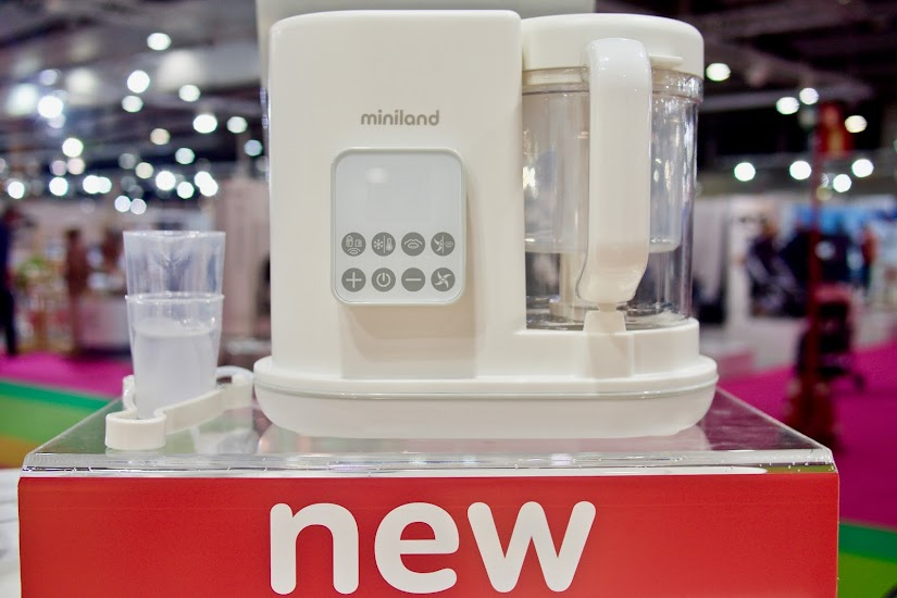 Robot de cocina de Miniland